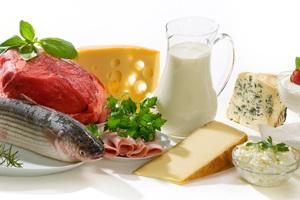 рыба, молоко, сыр