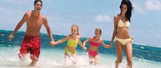 Лучший отдых в Крыму с детьми