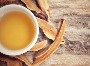 чай с грибом