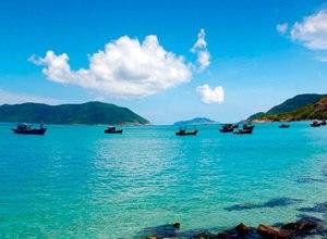 вьетнам море, лодки