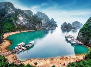 бухта вьетнам