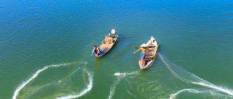 Когда лучше ехать во Вьетнам на море