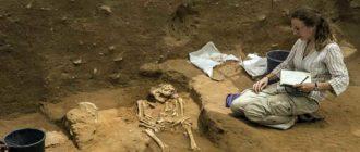 Археолог кто это