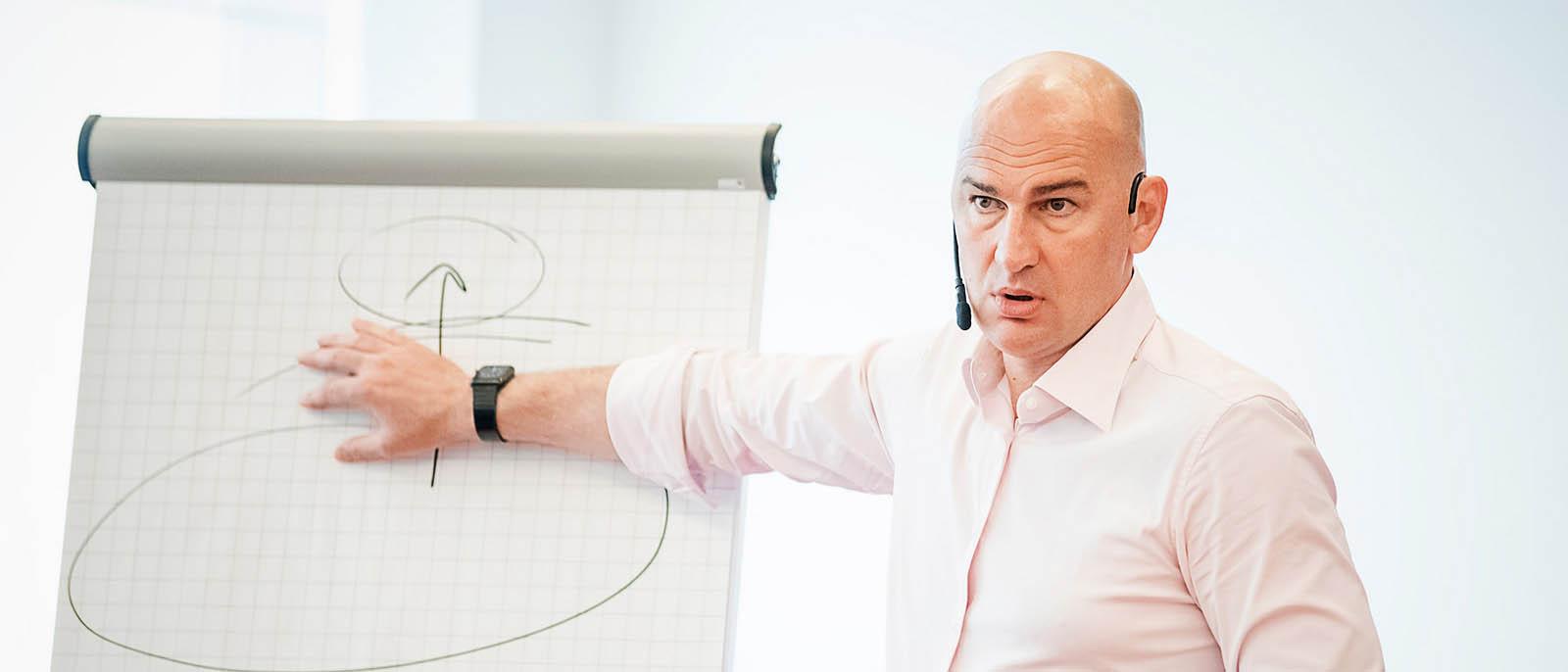 бизнес-тренер кто это