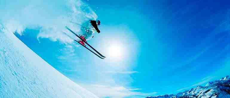 Лыжник кто это
