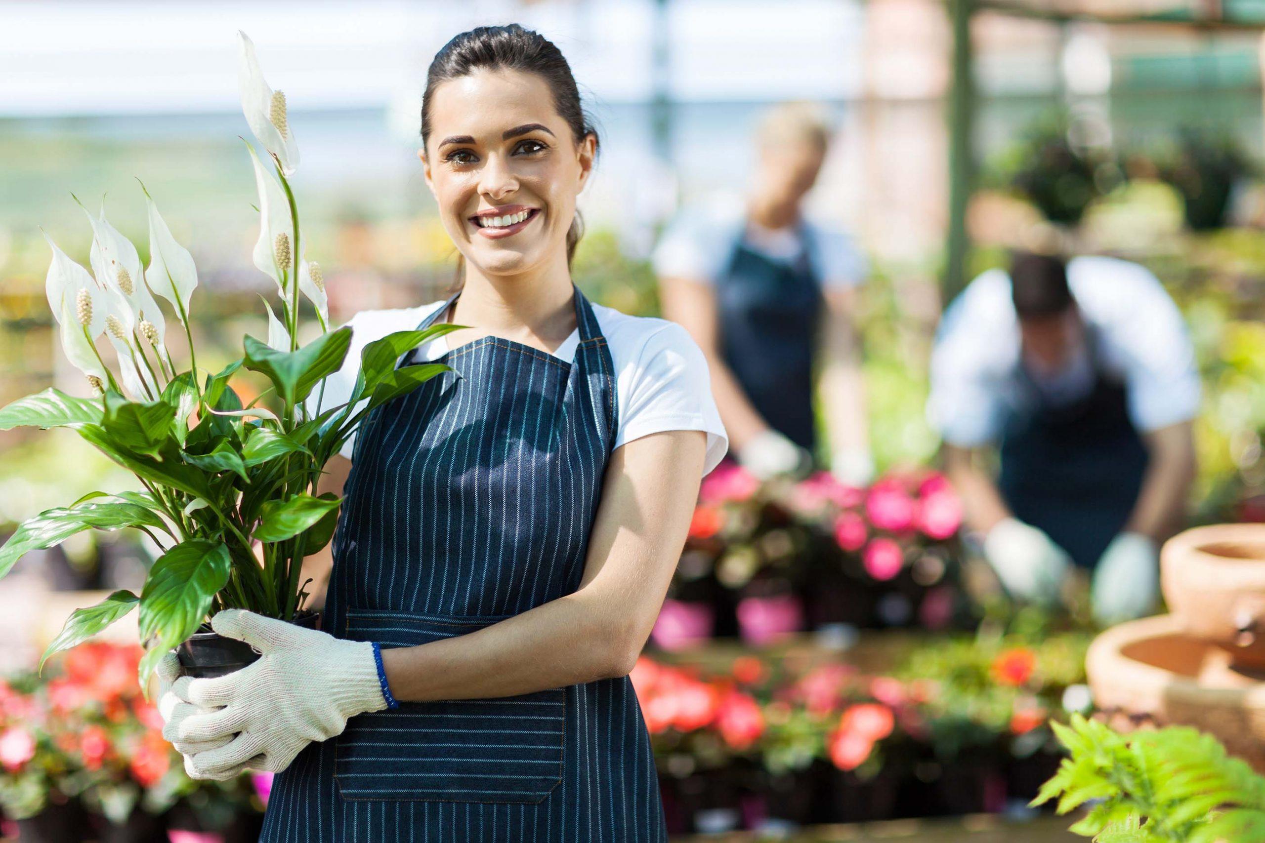 Цветовод: обязанности, обучение и место работы