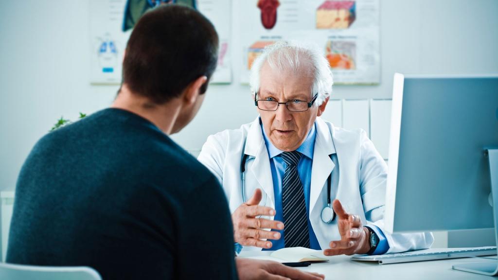 Профессия венеролог: возможное место работы и личные качества специалистов